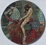 Republic of Cameroon - 2020 - 2000 Francs - Lady Godiva Puzzle Art