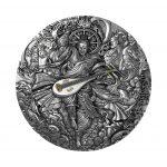 Niue - 2021 - 5 Dollars - Four Heavenly Kings