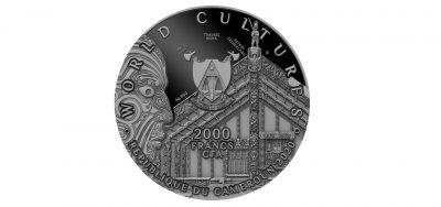 Republic of Cameroon - 2020 - 2000 Francs - Haka