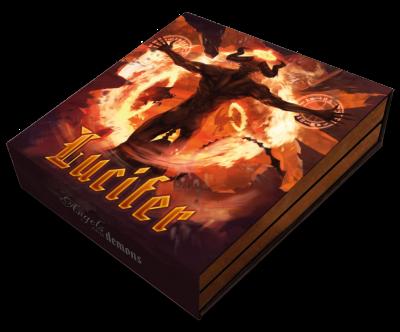 Niue - 2021 - 5 Dollars - Lucifer