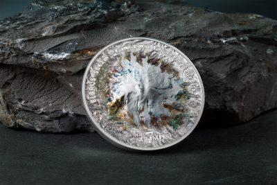 Cook Islands - 2021 - 25 dollars - 7 Summits Elbrus