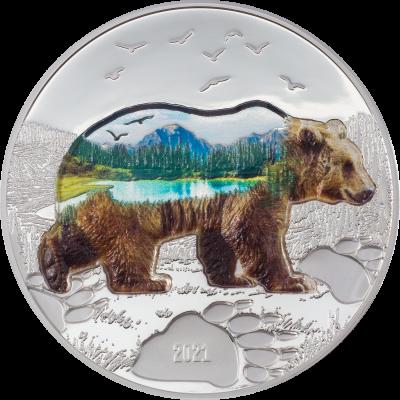 Mongolia - 2021 - 1000 Togrog - Into the Wild Bear