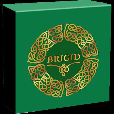 Republic of Ghana - 2021 - 5 Cedis - Brigid