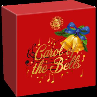 Republic of Cameroon - 2021 - 500 Francs CFA - Carol of the Bells