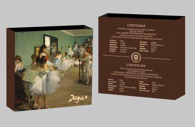 Niue - 2021 - 1 Dollar - Dance Class