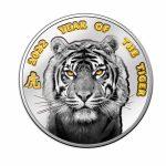 Niue - 2022 - 1 Dollar - Year of the Tiger