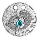 Cameroon - 2021 - 500 CFA Francs - Hug me Dolphins