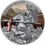 Niue - 2021 - 5 Dollars - The Husar