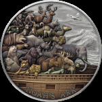 Tokelau - 2021 - 10 Dollars - Ark of Noah